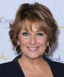 trendy short hairstyles for thick hair women over 50