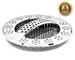 kitchen sink strainer basket. Hydroswift Fast Draining Kitchen Sink Strainer \u2013 Replaces Basket, Food Cover Mesh. Basket
