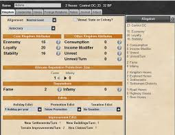 pathfinder kingdom sheet actual play and we shall call this land our land 11 24 2013