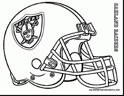 Small Picture spectacular raiders helmet coloring pages with football coloring
