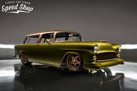 1955 Nomad with a 509 ci Chevy Big-Block V8 – Engine Swap Depot