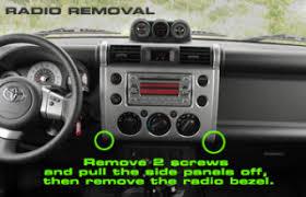 2007 toyota fj cruiser headunit stereo audio radio wiring install 2007 toyota fj cruiser car audio radio wiring diagram aftermarket install