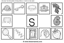 Phonics teaches a student to read by using the sounds of the letters in a word. Phonics Worksheets And Downloads Lessonsense Com