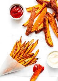 the best air fryer sweet potato fries