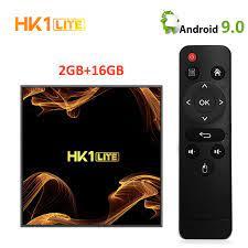 Presale HK1 LITE Android Tv Box RK3228A 2GB DDR3 16GB 2.4G WIFI RJ45 100M Set  Top Box HDMI2.0 USB 2.0 4K OTT Box HK1 LITE|Set-top Boxes