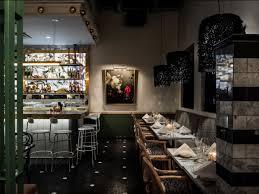 Dallas Design District Restaurants New Italian Restaurant The Charles Is A Dallas Design