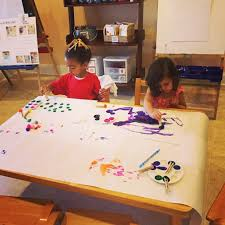 preschool art table. Preschool Art Table S