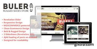 Free Ecommerce Website Templates Best ThemeForest Buler V484848 A Rugged Ecommerce WooCommerce Theme