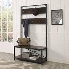 Coat Bench Rack 654182