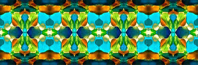 wrapped in a blanket of gratitude i ve chosen this flipped and merged photo of beach glass for today s entry it reminds me of a long comfy beach towel