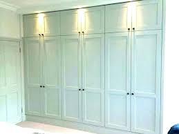 wall closet ideas built in closets coat storage
