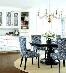 blue dining table chairs room appealing dark color leg white navy velvet tabl