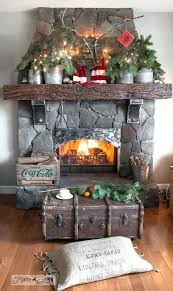 rustic fireplace decor fireplace decorating ideas rustic fireplace mantel decor ideas