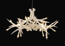 about silver shabby chic small chandelier antler chandelier kit silver shabby chic small antler making your jpg