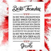 Suchergebnis Auf Amazonde Für Beste Freundin Poster Bilder