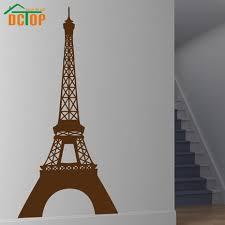 Paris Bedroom Wallpaper Online Get Cheap Paris Decoration Bedroom Aliexpresscom