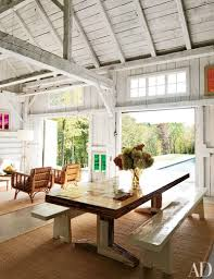 Pool house furniture Mediterranean Style Poolhouse Furnishings Should Feel Polished But Not Preciousand Be Able To Withstand Wet Bathing Suits Architectural Digest 22 Poolhouse Ideas Design Inspiration Architectural Digest