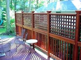 privacy walls for deck privacy walls for deck privacy walls for backyard 4 foot tall fence