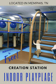 Creation Station At Bellevue Baptist Church Physical