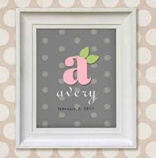 girl pink personalized wall art for nursery forest themed decals disney baby amazing items light gray on personalized wall art for baby with wall art designs best themed personalized wall art for nursery