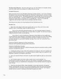 Examples Resume Summary Qualifications Accountant Career Executive