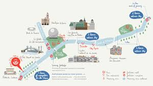 2 Hour Itinerary Boating Paris Marin Deau Douce