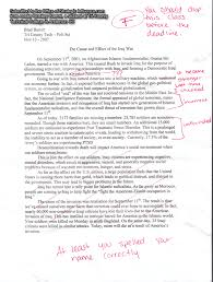 sample essay about a cause and effect essay a cause and effect essay