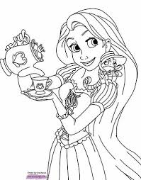 We have collected 37+ rapunzel tangled coloring page images of various designs for you to color. 170 Free Tangled Coloring Pages Nov 2020 Rapunzel Coloring Pages