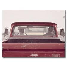 Pickup Truck, 1973 Postcard | Zazzle.com | Vintage Cars & Trucks ...