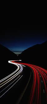 me83-street-car-lights-night