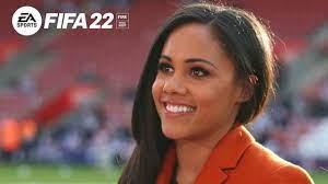 Korrektur: FIFA 22 führt erste englischsprachige Feldreporterin ein