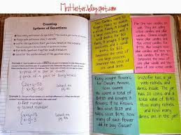 8th grade math system problems real world math schoolmiddle