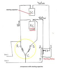 introduction single phase motor how to connect a capacitor start single phase motor wiring diagram pdf at Single Phase Motor Capacitor Wiring Diagram