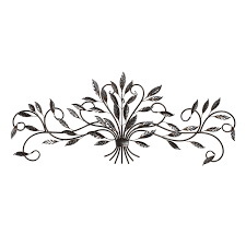 on black metal flower wall art uk with floral wall art collection