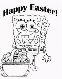 Small Picture Coloring Pages Free Printable Spongebob Squarepants Coloring