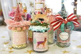Decorated Christmas Jars Ideas DIY Christmas Gift Ideas Diy Land 62
