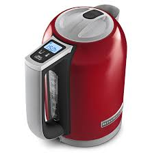 kitchenaid red appliance empire red electric kettle