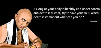 As Long As Your Body Is Healthy And Under Control And Death Is