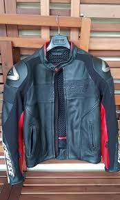 dainese alien leather jacket giacca alien pelle motorbikes motorbike apparel on carou