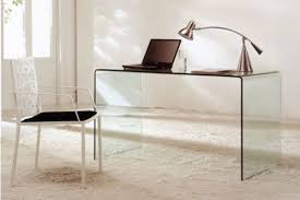 clear office desk. Clear Office Desk Accessories Due To Small Glass V