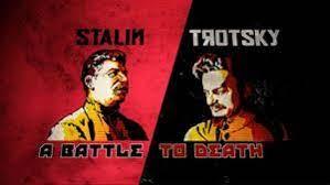 Stalin - Trotsky: A Battle To Death
