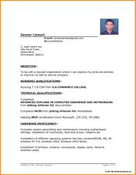 Curriculum Vitae Template Microsoftd Free Resume Templates Download