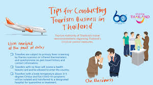 TAT's infographic on Thai tourism industry's COVID-19 control measures -  TAT Newsroom