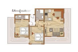Apartment Bio Holzhaus Und Landhaus Heimat Ramsau Am