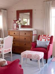 Pink Bedroom Chair Dreamy Pink Bedrooms Hgtv
