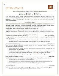Barista Job Description Resume Samples Awesome 47 Awesome Cook