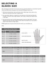 Head Mittens Size Chart 22 Prototypal Hand Gloves For Gym Size Chart