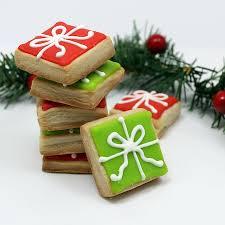 christmas present cookies. Delighful Christmas Christmas Present Cookie Decorating Tutorial To Cookies T