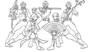 Small Picture Get the power 15 power rangers coloring pages Print Color Craft