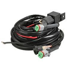 12v switch relay twin wiring harness kit for led spot lightts work 12v switch relay twin wiring harness kit for led spot lightts work fog light bar
